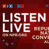 LISTEN: 2020 Republican National Convention