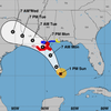 Louisiana Braces For 'One-Two Punch' Of Storms As Marco And Laura Approach Shore