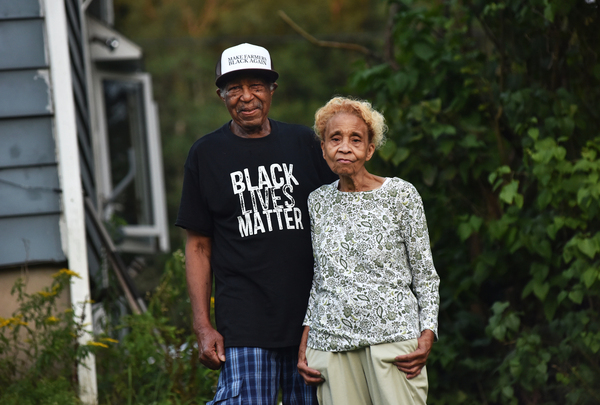 James and Wilhelmina Minton have been married for over 60 years. When he retired, they packed up their Harlem apartment where they lived for 40 years and moved upstate.