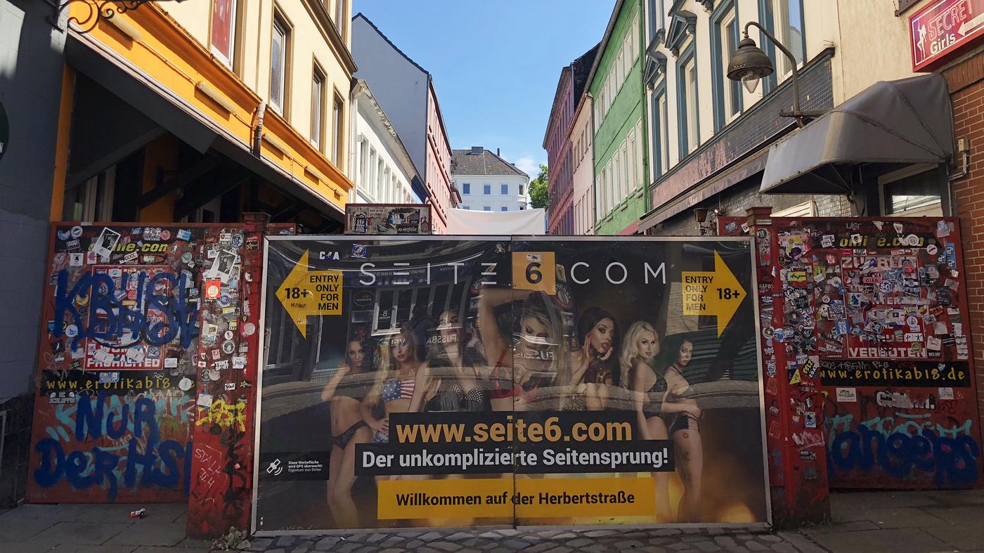 Hamburg brothel What to