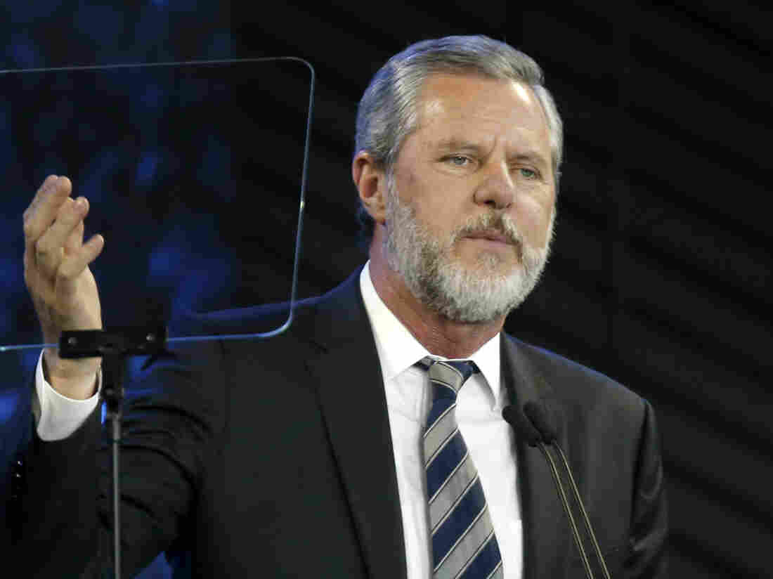 Liberty University: Jerry Falwell, Jr. Submitted His Resignation, Then Withdrew It