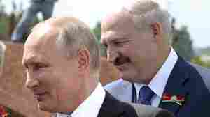 Facing The Biggest Challenge Ever To His Power, Lukashenko Looks To Russia For Help