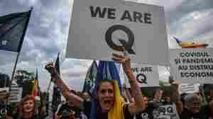 Believers Of Internet Hoax 'QAnon' Could Be Headed To Congress