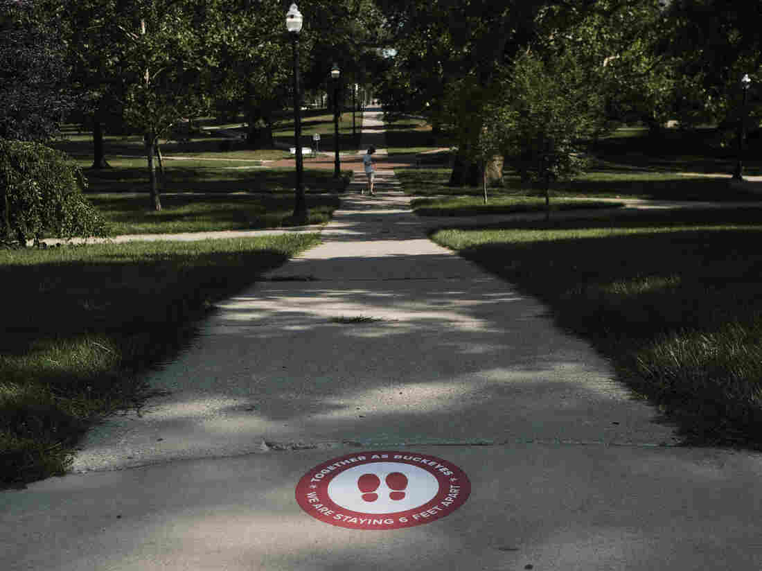More Than 200 Ohio State University Students Suspended For Violating Pandemic Rules