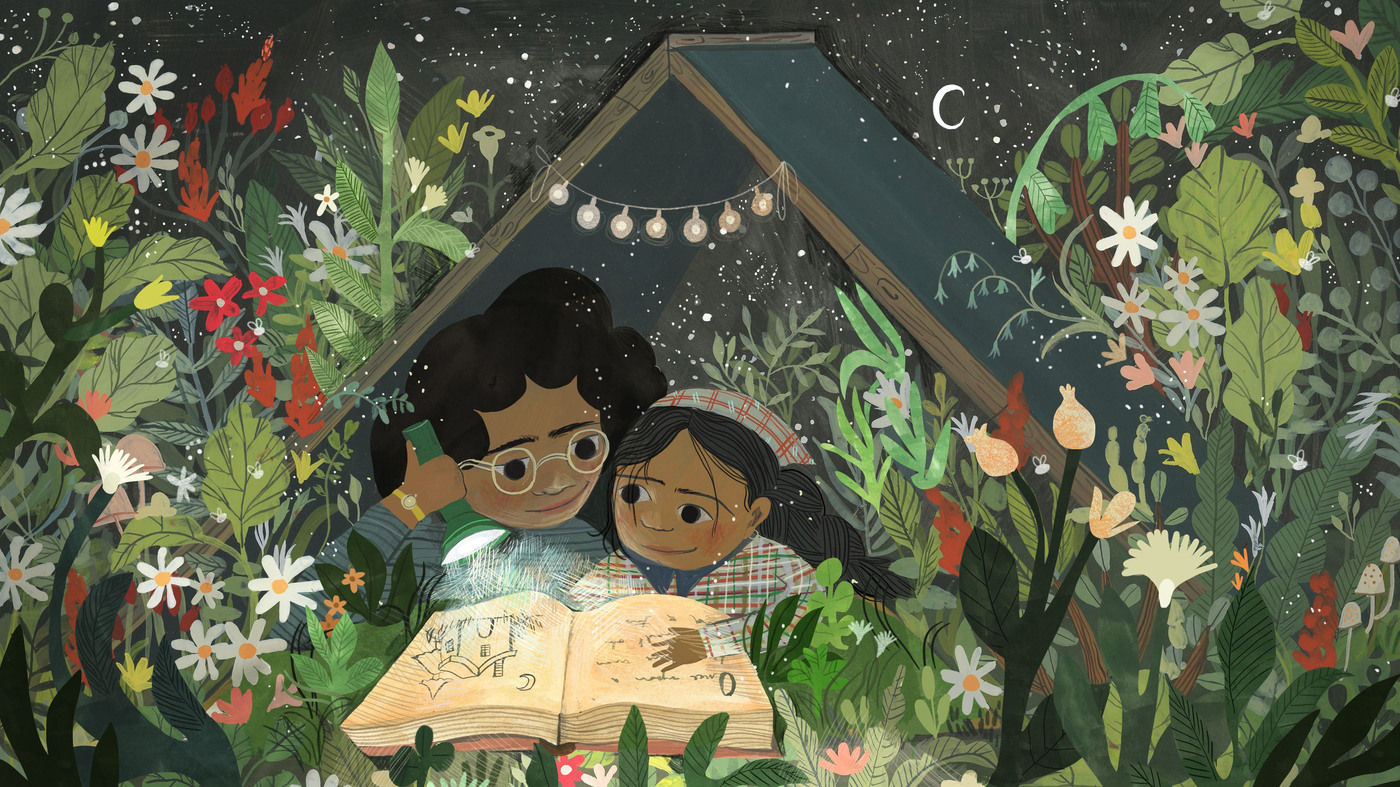 NPR's 100 Best Children's Books : NPR