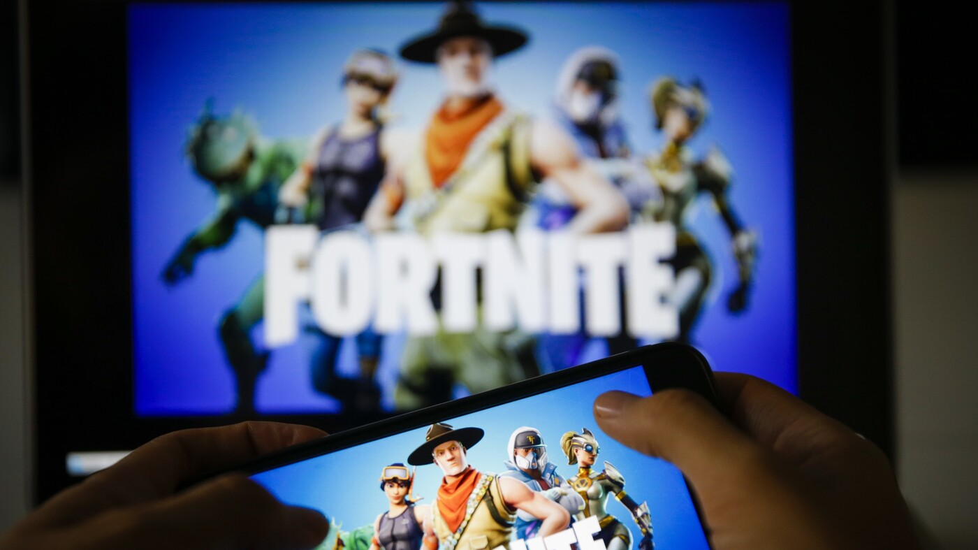 Practice Events In Fortnite New Fortnite Season Will Not Be Available On Iphones As Judge Sides With Apple Npr