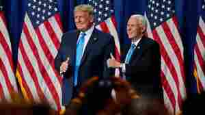 Pence, Trump's Loyal Wing Man, To Lay Out Choice For Nov. 3 Election