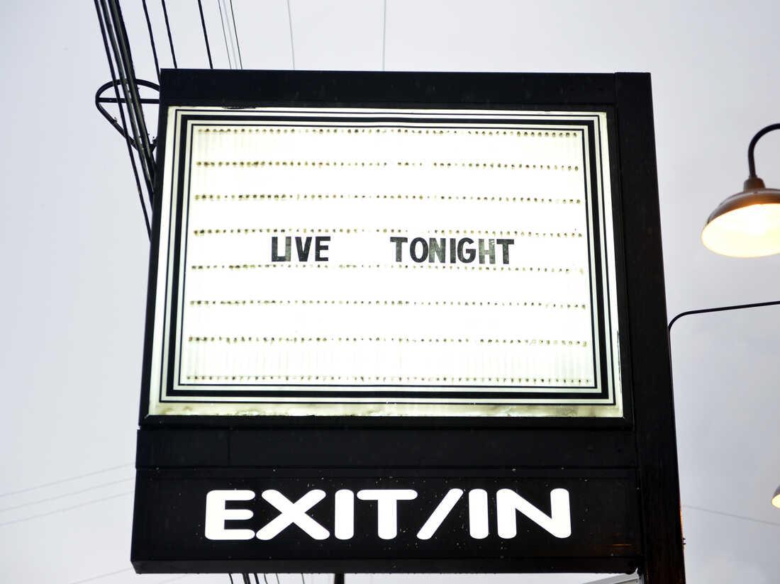 The Exit/In in Nashville, Tenn.