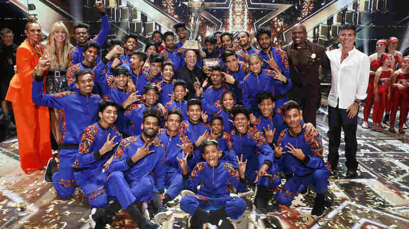 Whatever Happened To ... V Unbeatable, Mumbai Dancers Who Won 'America's Got Talent'