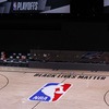 'Change Doesn't Happen With Just Talk': NBA Playoffs Return. But Athletes Fight On