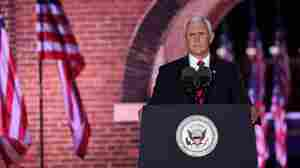 Pence Lays Out Choice For Election During 'Time Of Testing'