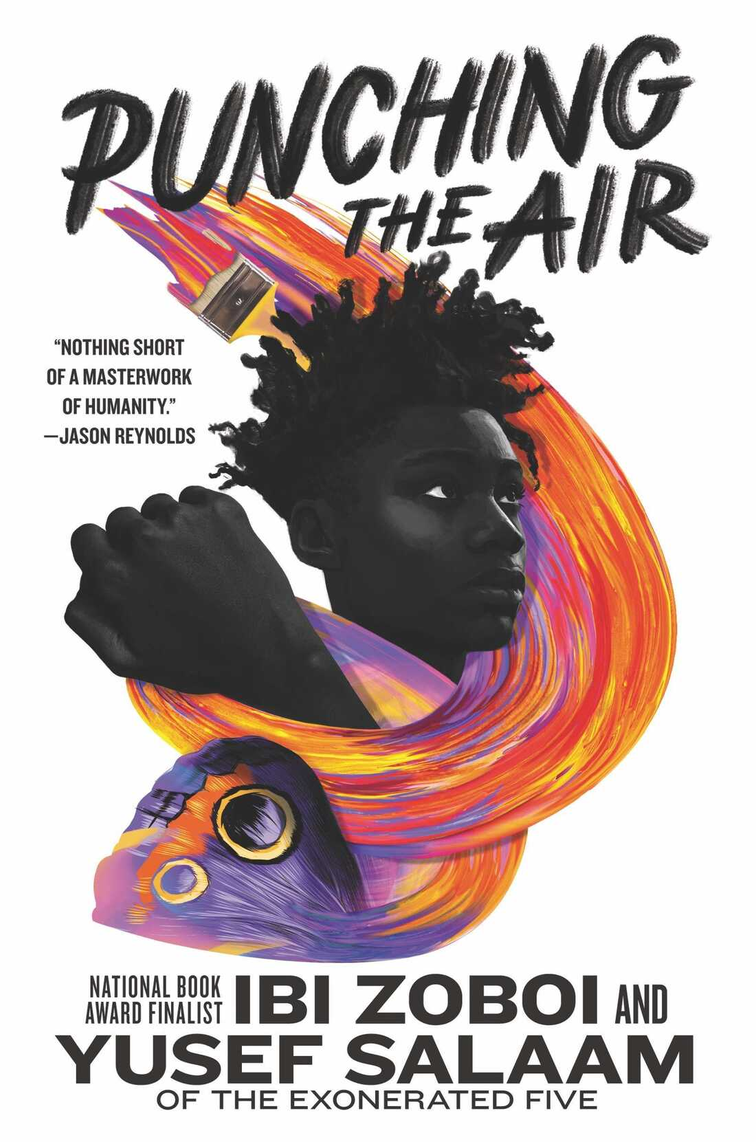 Punching the Air, by Ibi Zoboi and Yusef Salaam