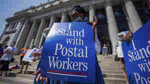 Black Americans Worry Postal Changes Could Disrupt History Of Secure Jobs