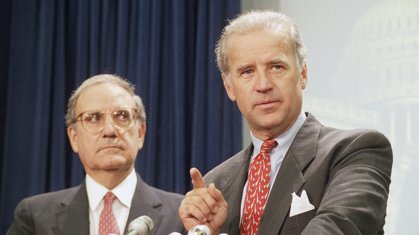 Fact Check: Trump's And Biden's Records On Criminal Justice – NPR