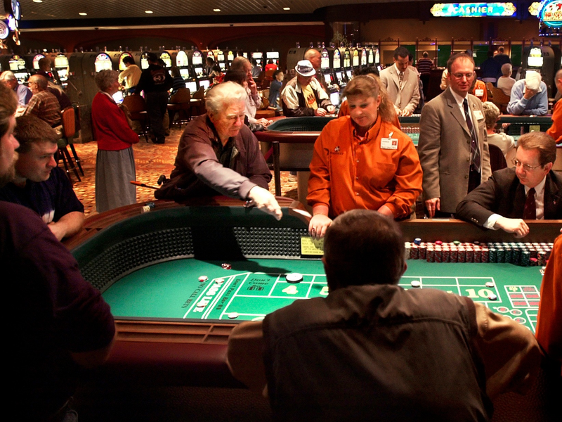 Cash-Strapped Chicago Solicits Ideas To Launch A New City Casino : NPR