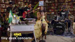 Tiwa Savage: Tiny Desk (Home) Concert