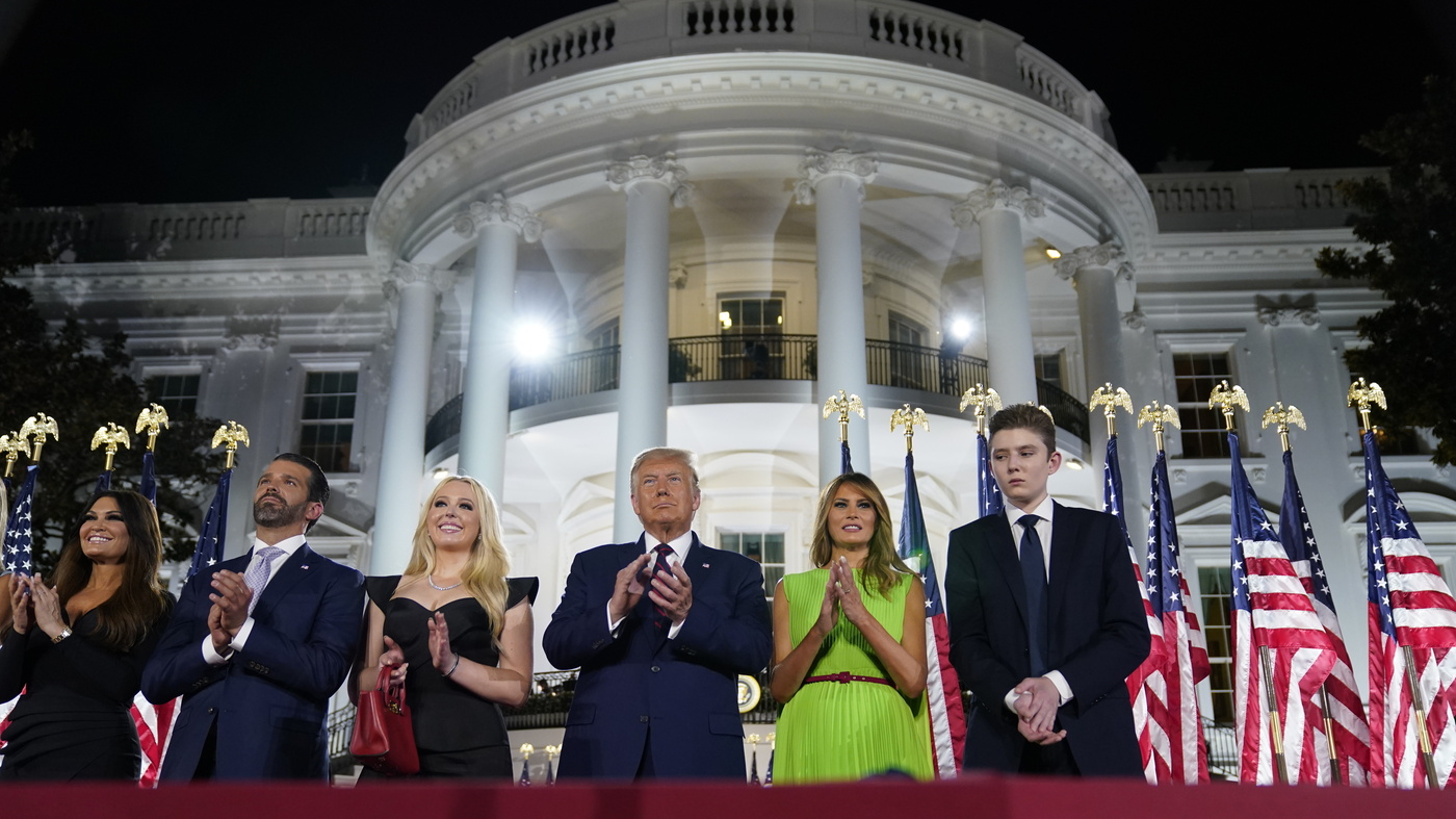 Trump Republicans Try To Stick Culture War To Biden At RNC – NPR