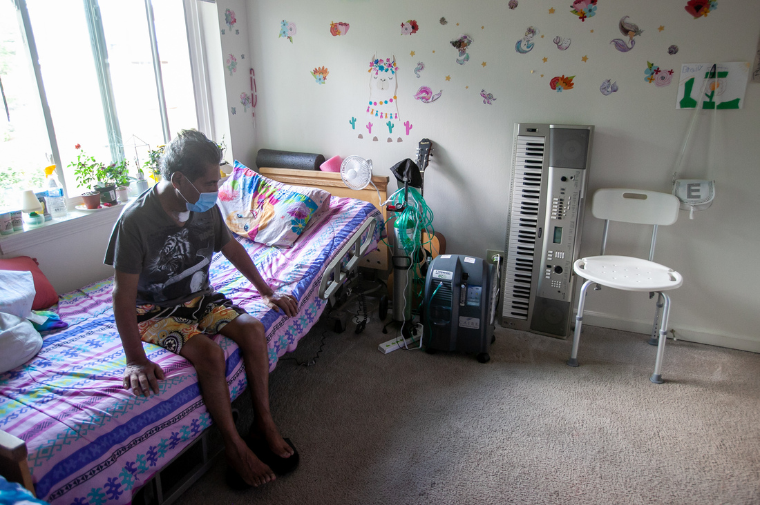 Long-term Coronavirus Recovery Is Hard For Undocumented People Without Insurance : NPR