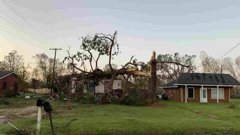 After Laura, Learning How To Recover From A Hurricane During A Pandemic