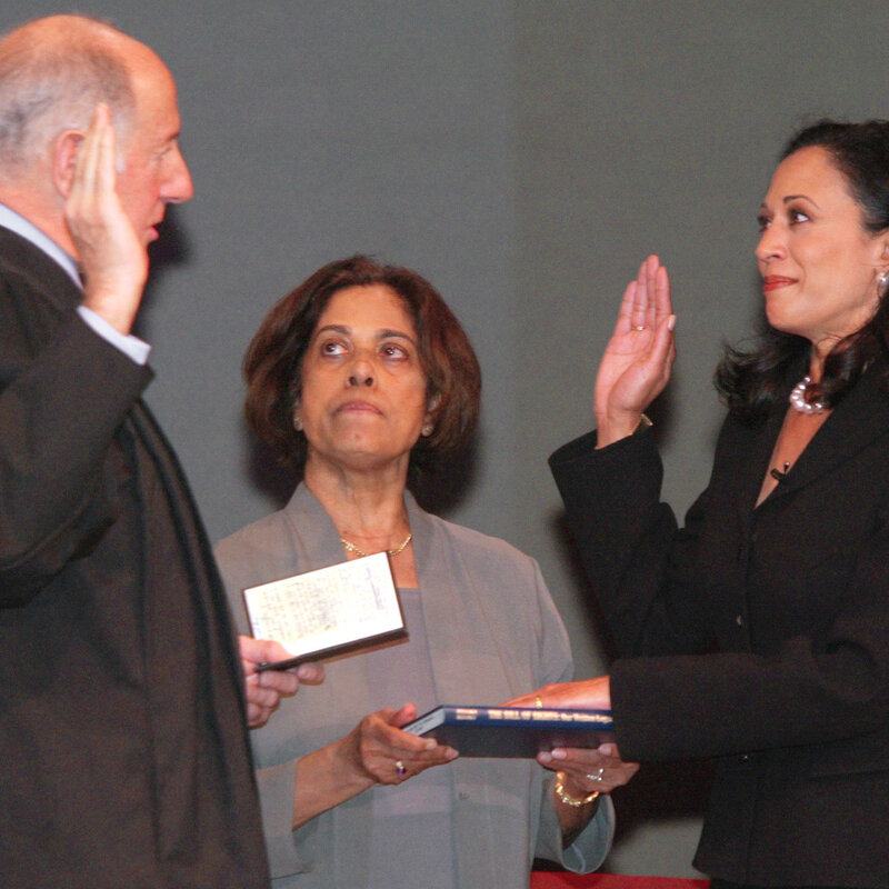 What Kamala Harris S Past As A Prosecutor Can Tell Us Code Switch Npr