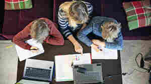 Remote Learning's Distractions Put Extra Pressure On Students With ADHD