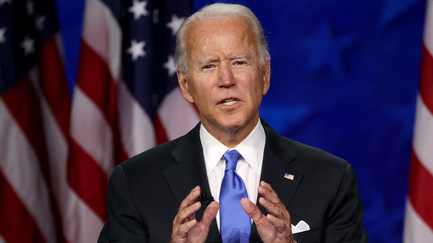Livestream: Biden To Give Remarks Amid Protests And Unrest – NPR