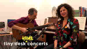 Anat Cohen And Marcello Gonçalves: Tiny Desk (Home) Concert