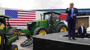 How Trump's Food Box Initiative Overpaid And Underdelivered