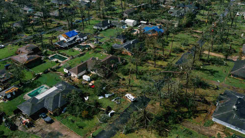 Amid National Crises, Louisiana Mayor Fears His Decimated City Will Be Forgotten
