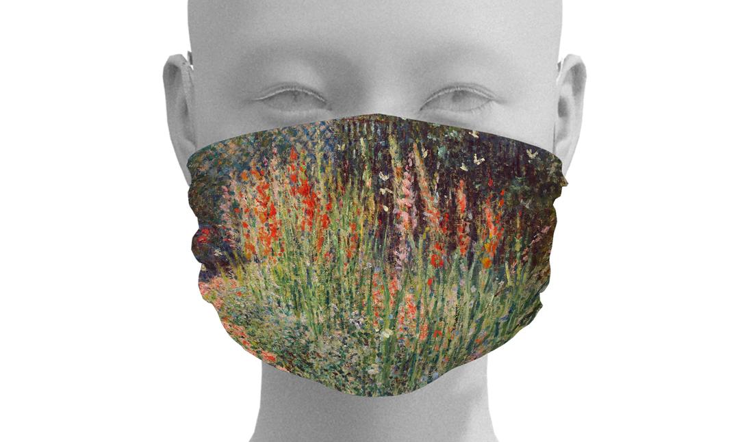 Monet mask