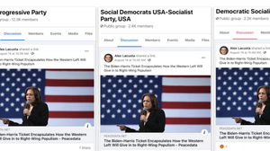 Facebook And Twitter Remove Russia-Backed Accounts Targeting Left-Leaning Voters