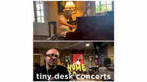Burt Bacharach & Daniel Tashian: Tiny Desk (Home) Concert