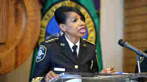 Outgoing Seattle Police Chief Felt 'Destined To Fail' After Cuts And Public Backlash