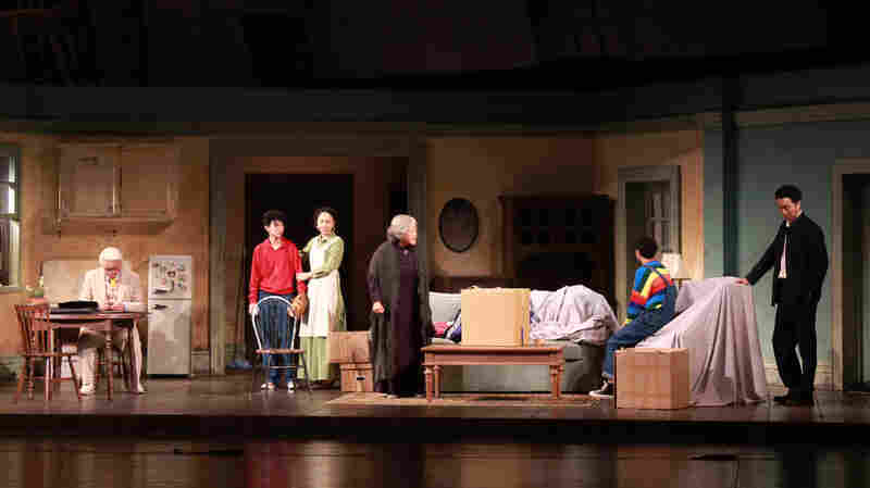 First Chinese-Language Production Of 'A Raisin In The Sun' Is Staged In Beijing