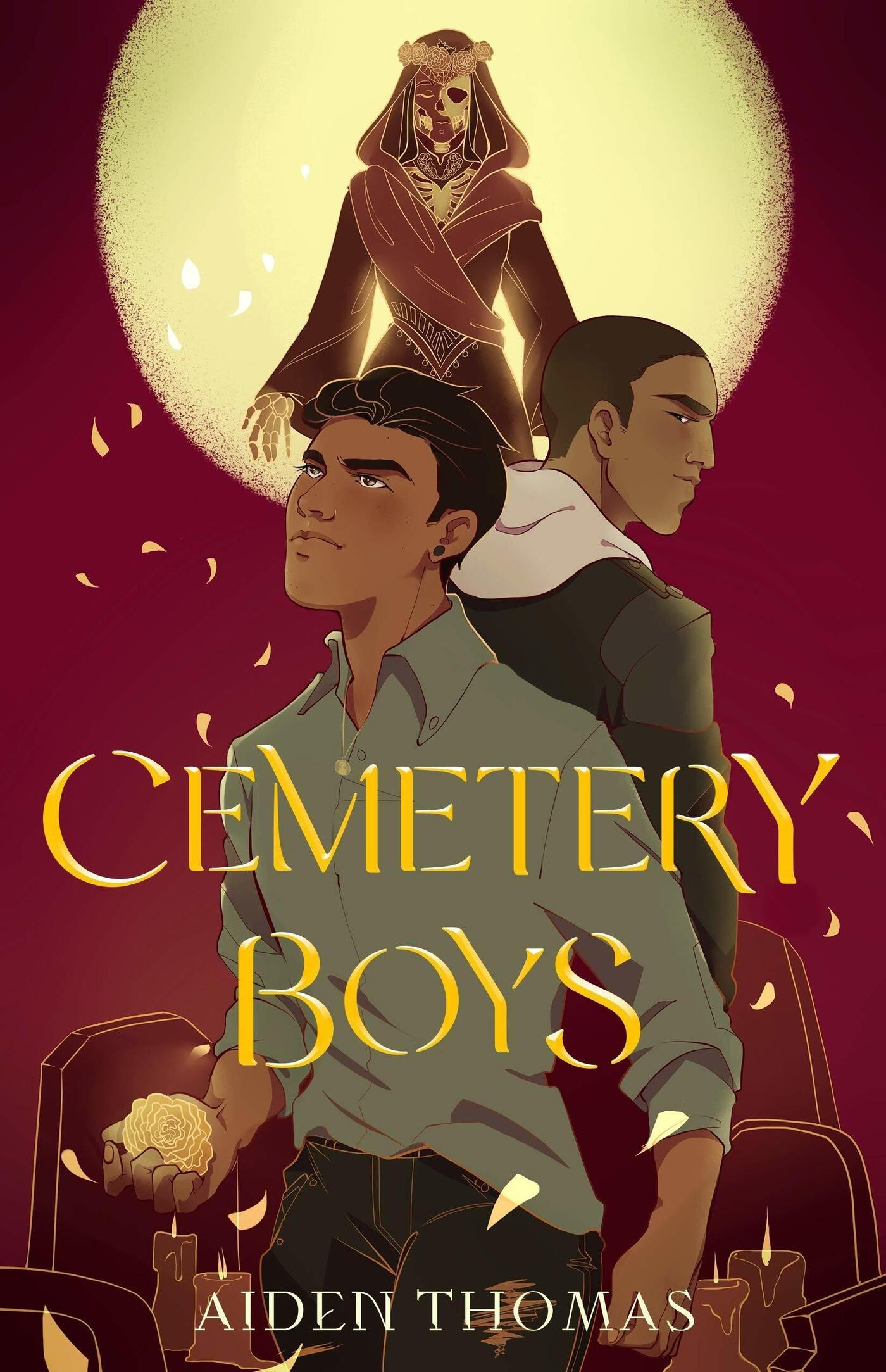 Cemetery Boys, by Aiden Thomas