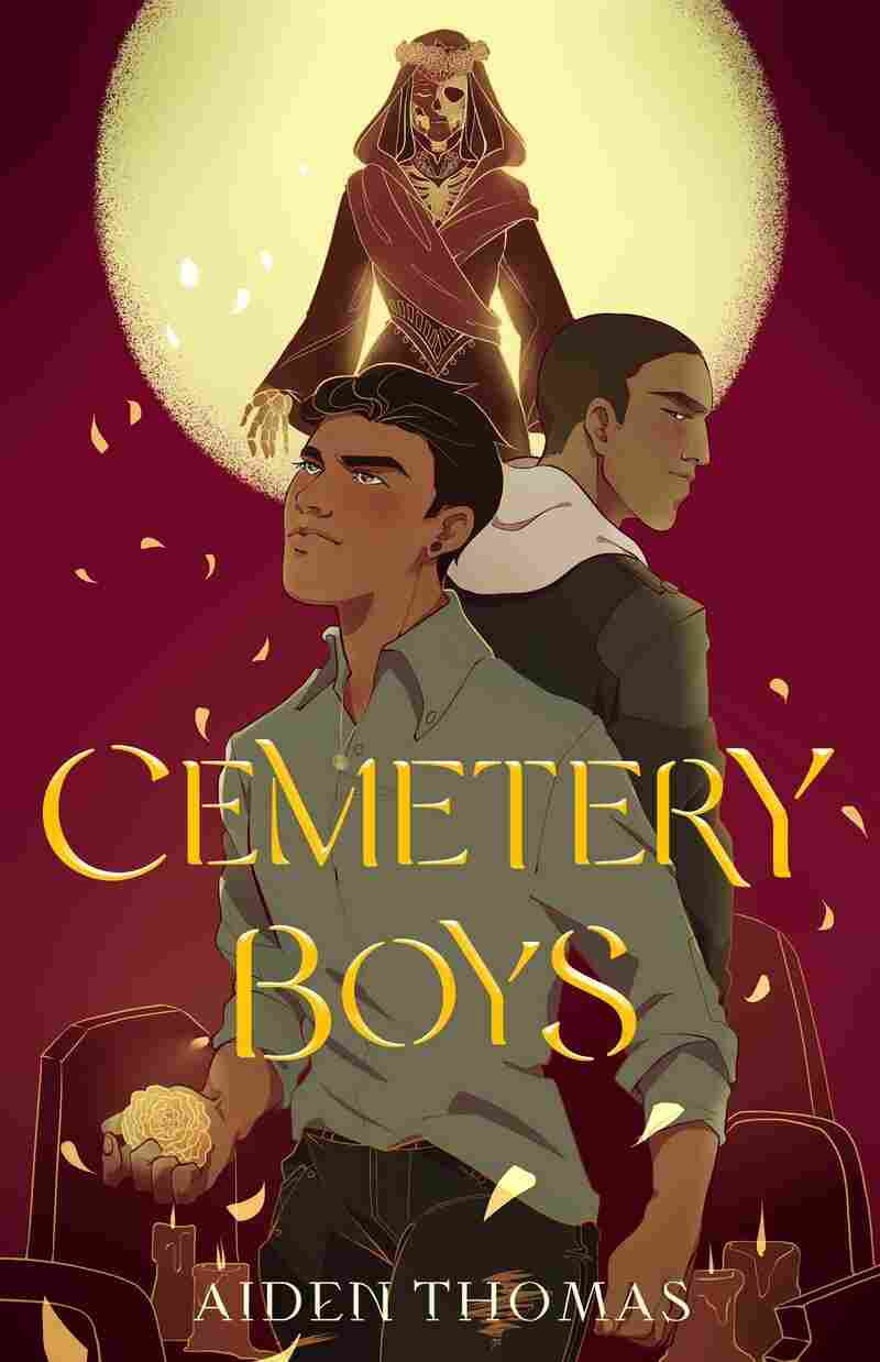 Cemetery Boys, by Aiden Thomas