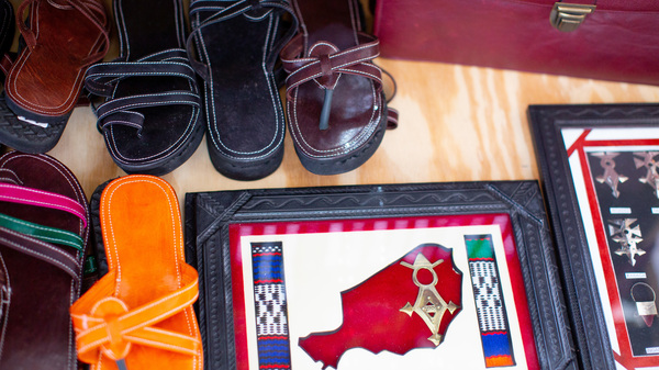 Whatever Happened To ... The Guy From Niger Who Dreamed Of Being A Leather Maestro?