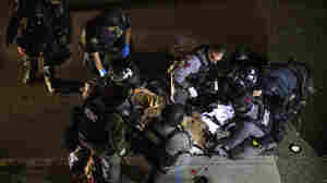 Suspect In Fatal Shooting Of Portland Right-Wing Protester Killed By Law Enforcement