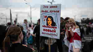 Women Lead The Way Against Belarus' Patriarch, Says Svetlana Tikhanovskaya