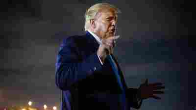 Trump Faces Fallout From Report He Calls Military 'Losers' And 'Suckers'