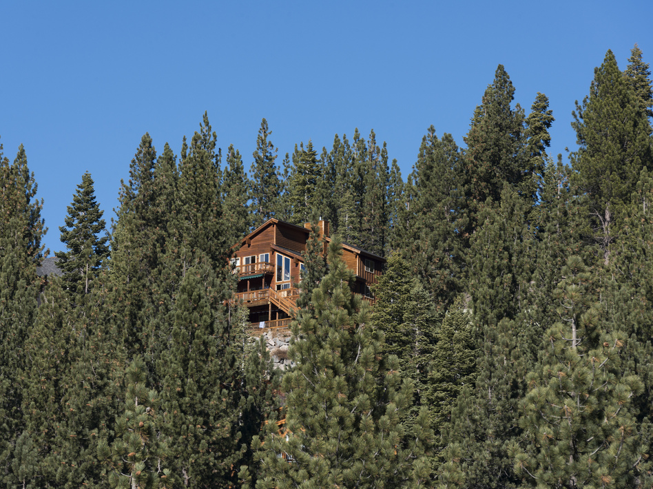 My dream Zoom house in Truckee, California. (Buyenlarge/Getty Images)