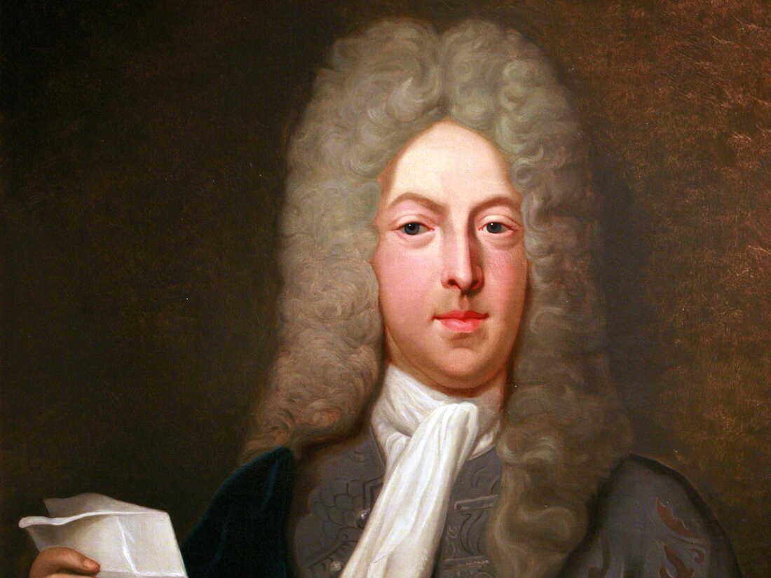 Financial pioneer John Law