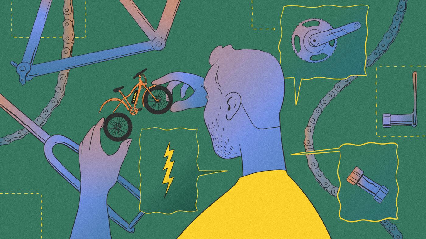 Rad Power Bikes: Mike Radenbaugh