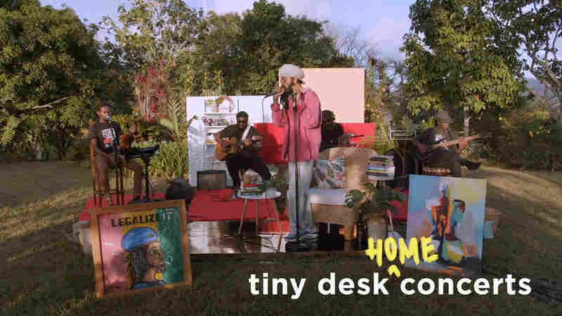 Protoje: Tiny Desk (Home) Concert