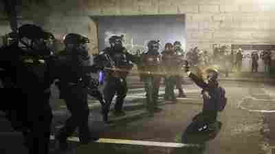 Review Of Federal Charges In Portland Unrest Shows Most Are Misdemeanors