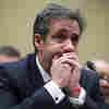 Trump Fired A 'Faux-Bama,' Michael Cohen Says In Tell-All Memoir