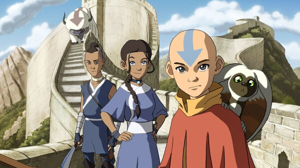 In Avatar: The Last Airbender, Aang, the titular
