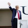 'Custe o que custar': o presidente Trump diz que pode gastar seu próprio dinheiro para a reeleição