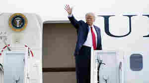 'Whatever It Takes': President Trump Says He May Spend His Own Money For Reelection
