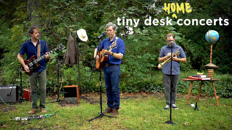 Bill Callahan: Tiny Desk (Home) Concert